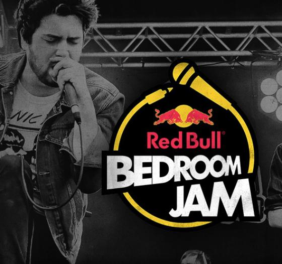 Red Bull Bedroom Jam Logo